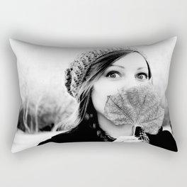 Coy Rectangular Pillow