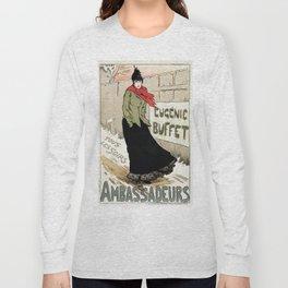 Eugénie Buffet winter Long Sleeve T-shirt