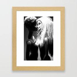 BARBIE 3 Framed Art Print