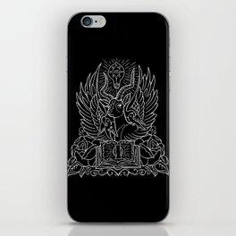 Information Antelope - White Lines iPhone Skin