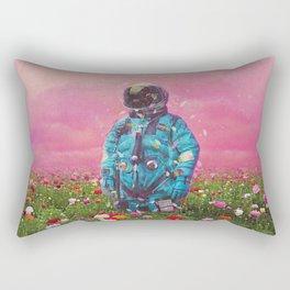 The Flower Field Rectangular Pillow
