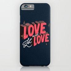 Love & Let Love iPhone 6 Slim Case