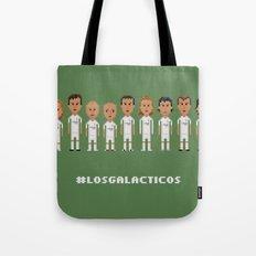 Los Galacticos Tote Bag