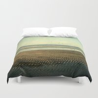 serenity Duvet Covers featuring Serenity by JMcCool