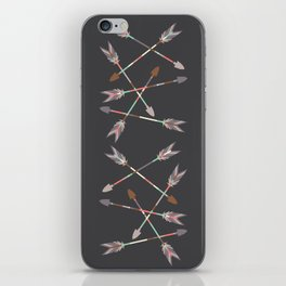 Arrow Stack iPhone Skin