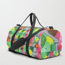 Magazine Duffle Bag