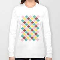 monroe Long Sleeve T-shirts featuring Monroe by Dewi Gale