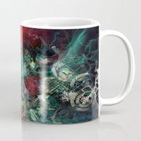 alchemy Mugs featuring Alchemy by noistromo