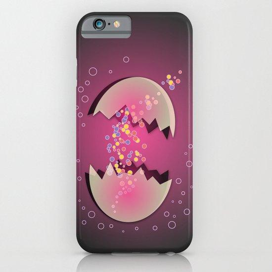 Bubble Egg iPhone & iPod Case