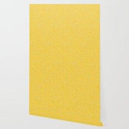 Solar Flare Molten Gold Abstract Wallpaper