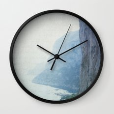 Letters From Capri - Italy Wall Clock