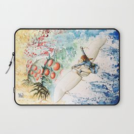 """""""The flying princess"""" Laptop Sleeve"""