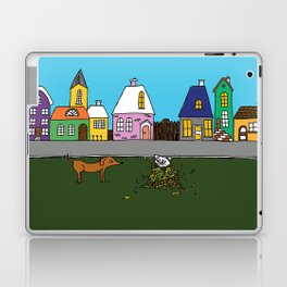 Sausage Town Laptop & iPad Skin