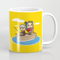 Social Fishing Mug