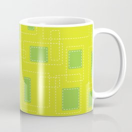 Got Me In Stiches - Yellow Coffee Mug