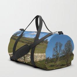 A Winter Wall Duffle Bag