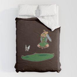 No YOU listen!! Comforters