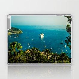 Côte d'Azur Laptop & iPad Skin