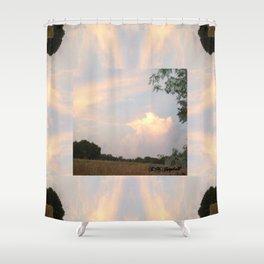 Heartland VI Shower Curtain