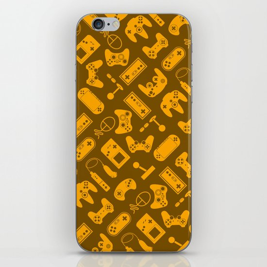 Control Your Game - Tradewinds Gold iPhone & iPod Skin