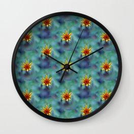 NS The 3th Yellow IAAFAR S6 Wall Clock