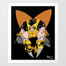Henchman 21 Art Print