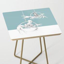Weird & Wonderful: Crab Circus Side Table
