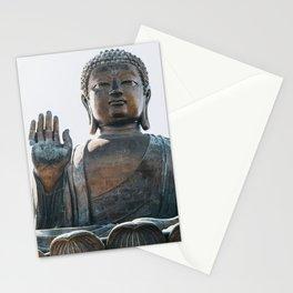 Tian Tan Buddha Stationery Cards