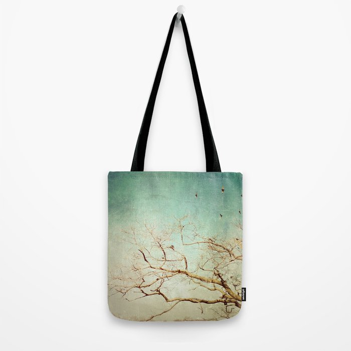 The Birds 2 Tote Bag