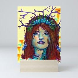 Seeress Mini Art Print
