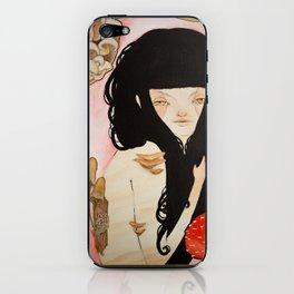 Amanita - Mushroom Death iPhone Skin