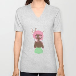 Crybaby Icecream Unisex V-Neck