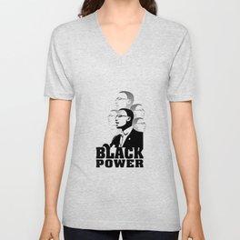 Black Power Martin Luther King Unisex V-Neck