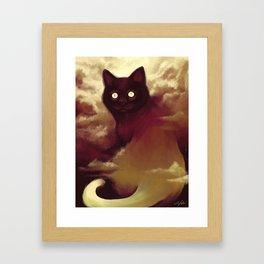 Cirrus Framed Art Print