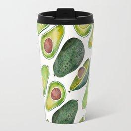 Avocado Slices Travel Mug