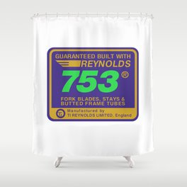 Reynolds 753, Enhanced Shower Curtain