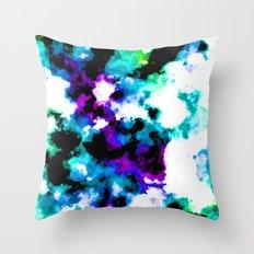 Watercolor Throw Pillow