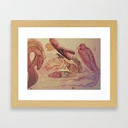 Palani Framed Art Print