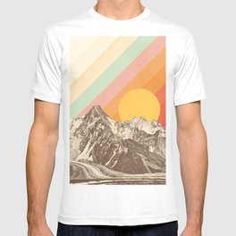 Mountainscape 1 T-shirt