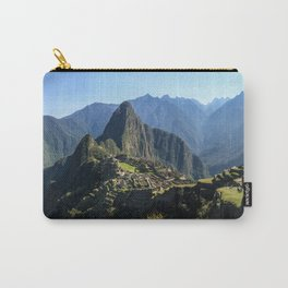 Machu Picchu Panorama Carry-All Pouch