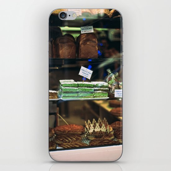 French Bakery  iPhone & iPod Skin