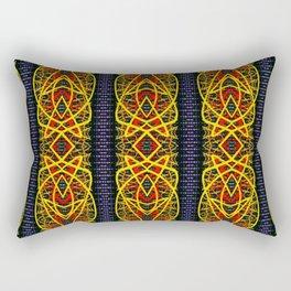 Incredible pattern Rectangular Pillow