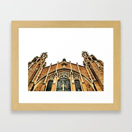 St. Anthony's Framed Art Print