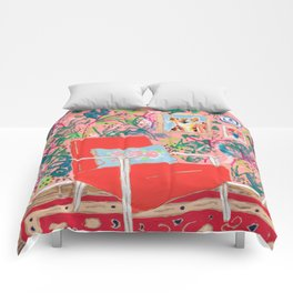 Red Chair Comforters