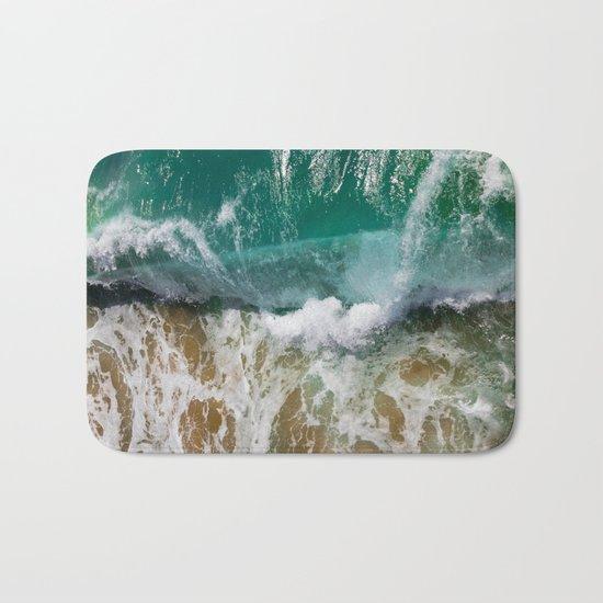 Ocean Wild Bath Mat