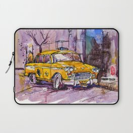 20161026 USA New York Taxi REF Laptop Sleeve