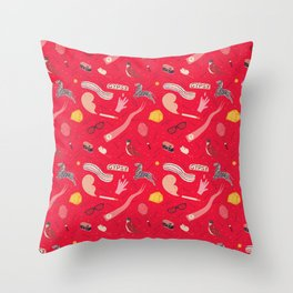 Royal Pattern Throw Pillow
