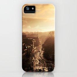 April Showers iPhone Case