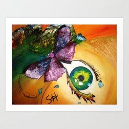 Mother Earth' Devotion Art Print