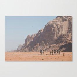Wadi Rum III Canvas Print